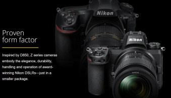 Nikon Dropping 1/3rd of Its DSLR Lineup in Move to Mirrorless