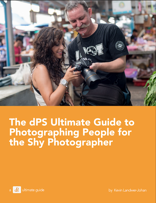 Ultimate Guide for the Shy Photographer