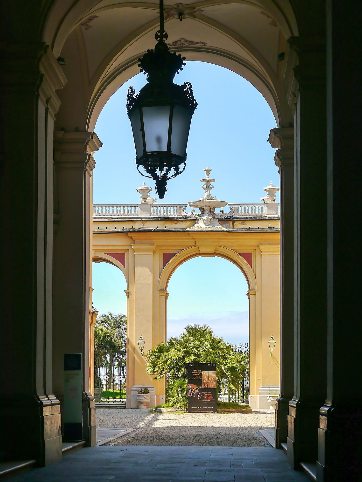 Image: Genoa Archway