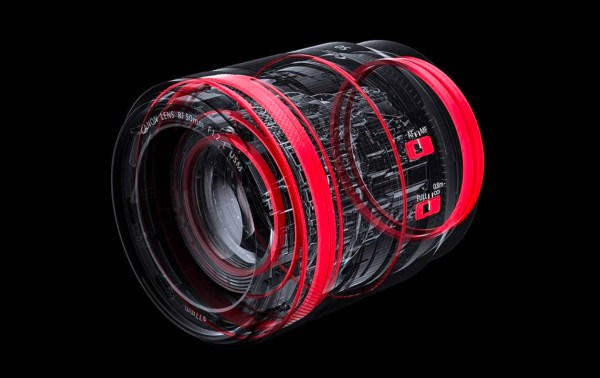 Canon May Produce an Unprecedented 50-80mm f/1.1 Lens