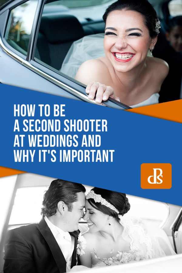 How to be a Second Shooter at Weddings and Why it's Important