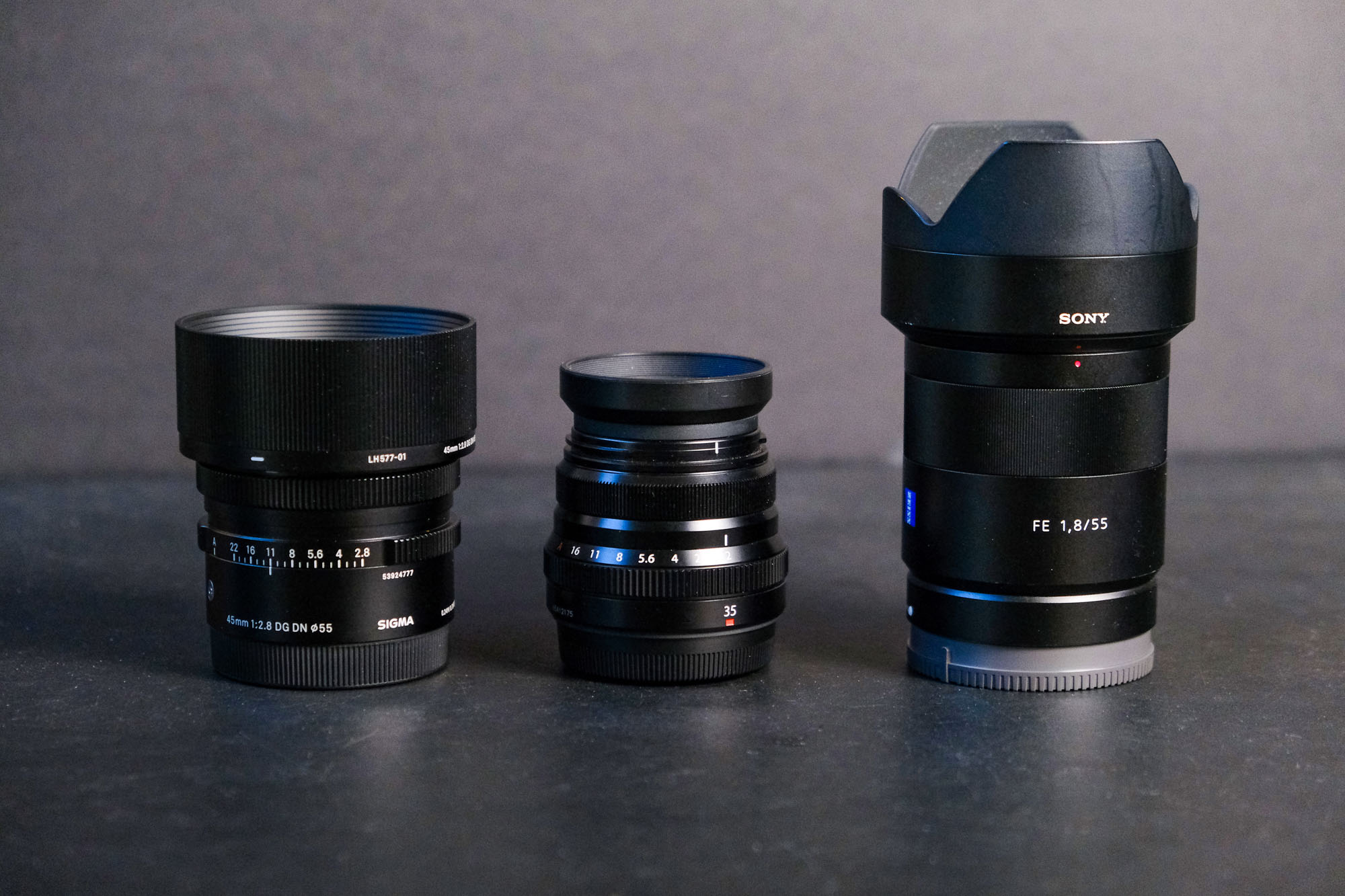 Sigma 45mm f/2.8 Lens for Sony E Mount