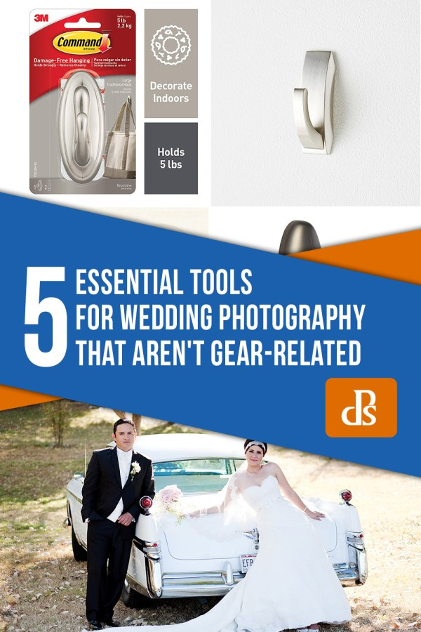 5 Essential Tools for Wedding Photography That Aren't Gear-Related