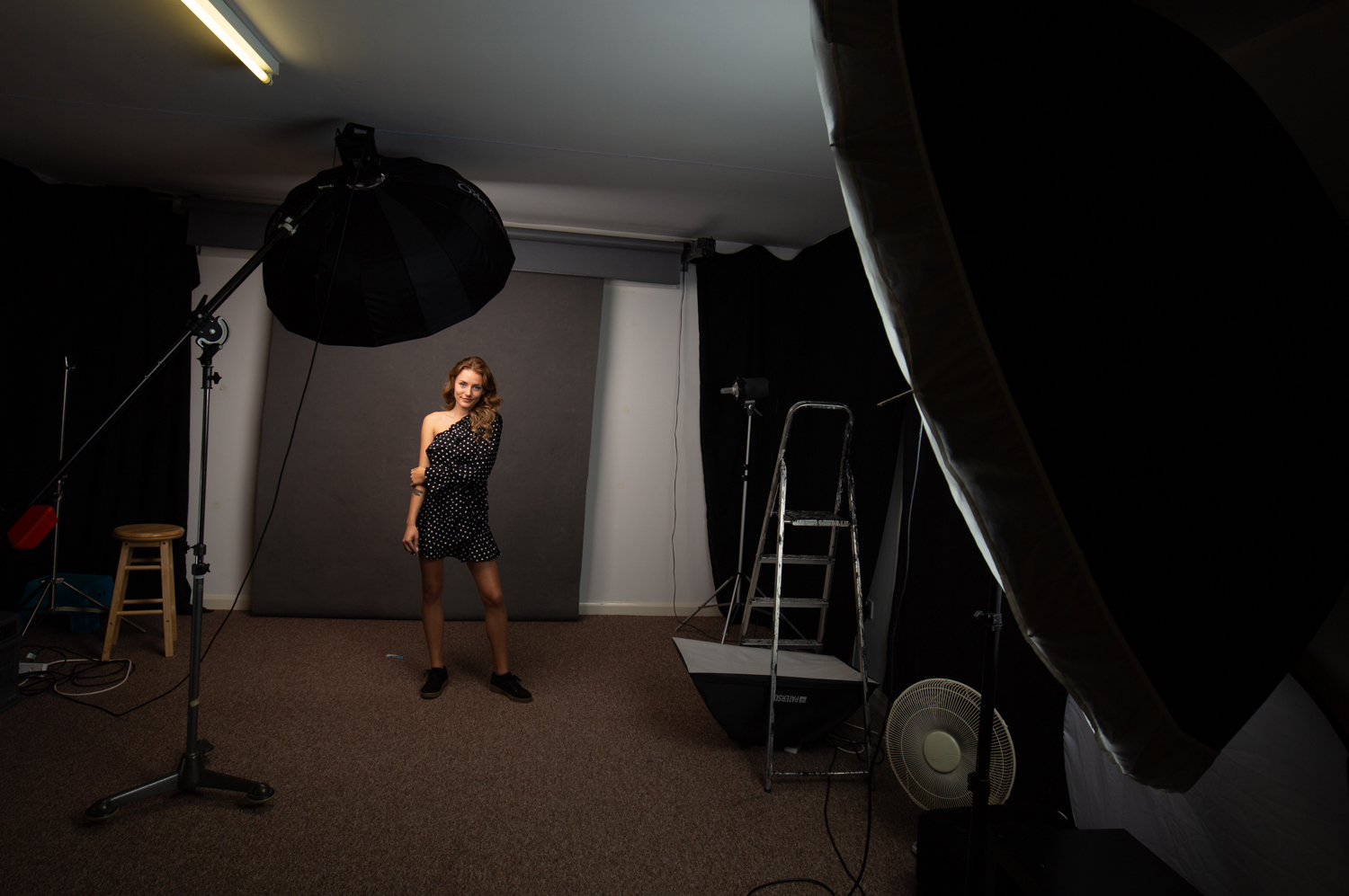 Image: Using a secondary light source as fill is going to be your most versatile option.