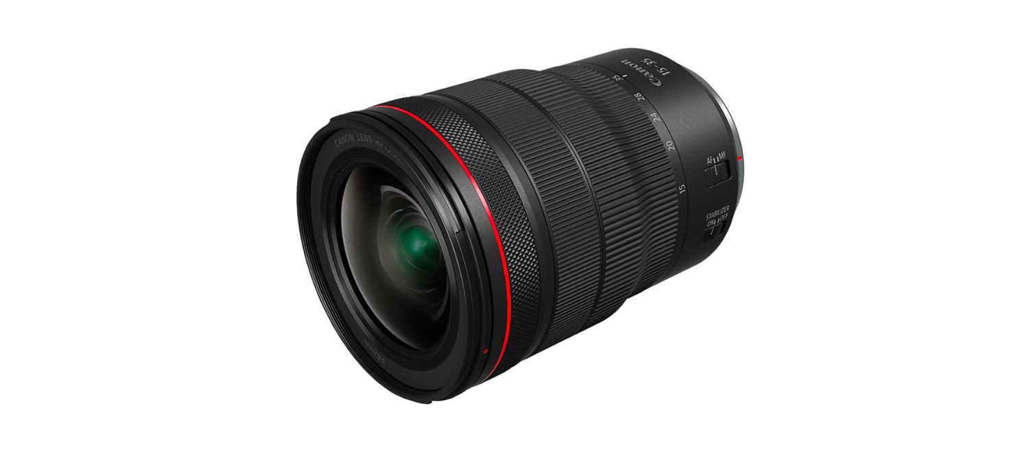 Canon Announces Two New RF Lenses: The 15-35mm and the 24-70mm