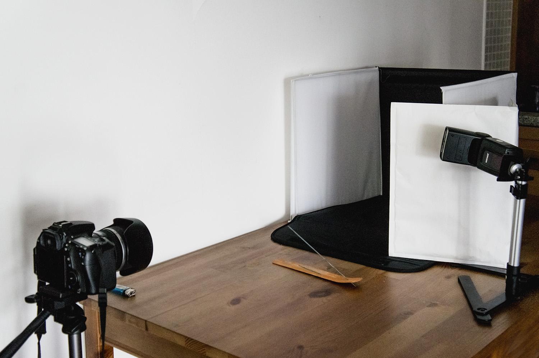 home studio set up