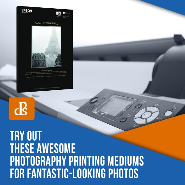 Try Out These Awesome Photography Printing Mediums for Fantastic-Looking Photos