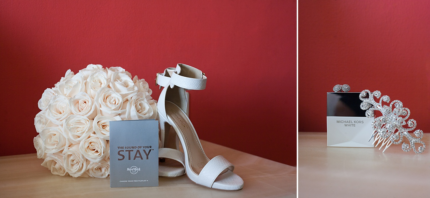 Image: The getting ready portion of the wedding day lets you get photos of the important details of...