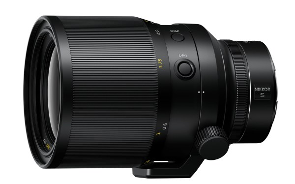 Nikon Announces the Nikkor Z 58mm f/0.95 S Noct, Its Fastest Lens Ever