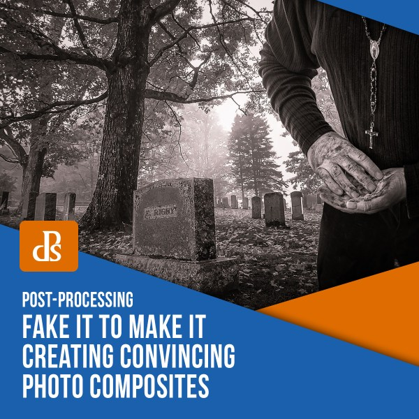 Fake it to Make it – Creating Convincing Photo Composites