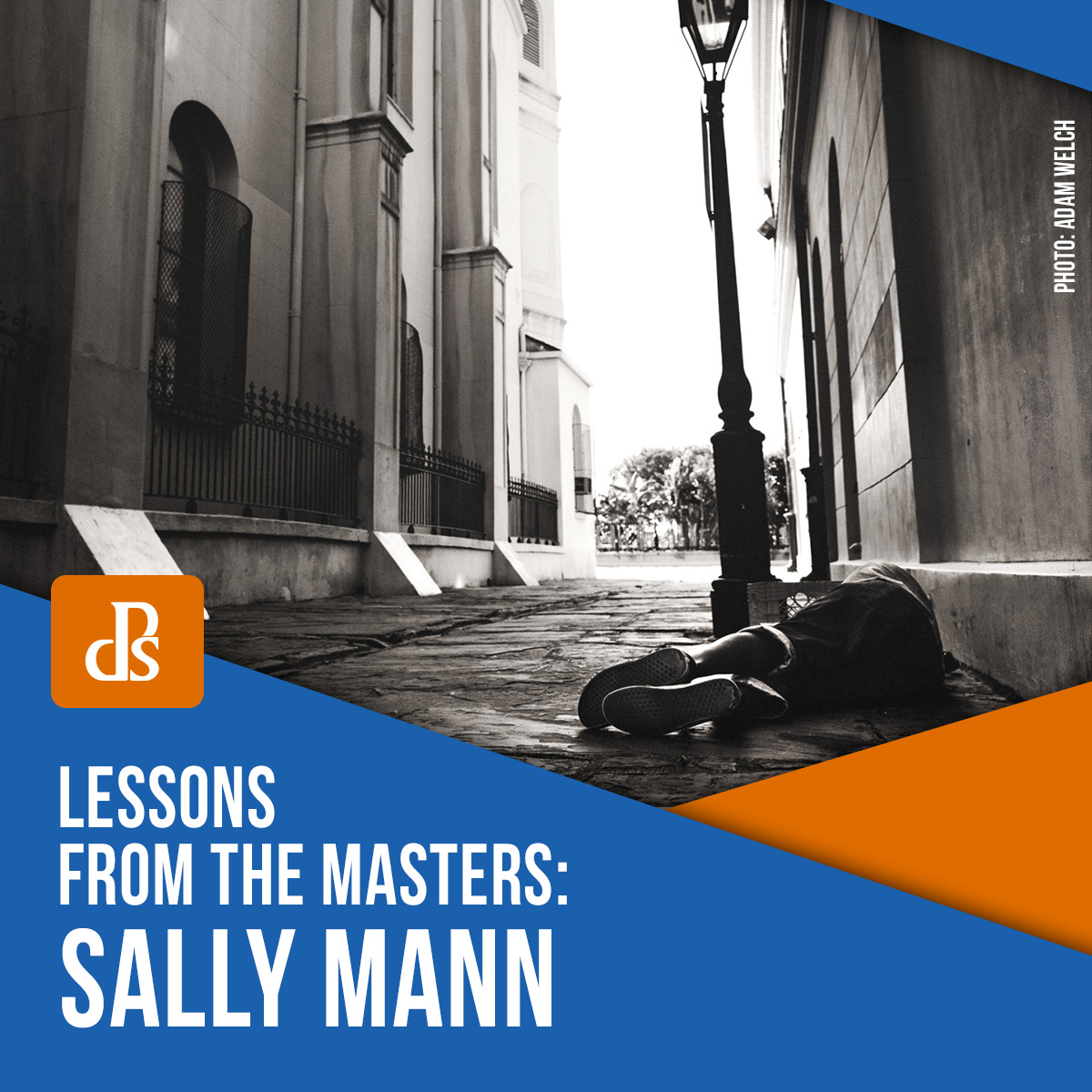 Lessons from the Masters: Sally Mann