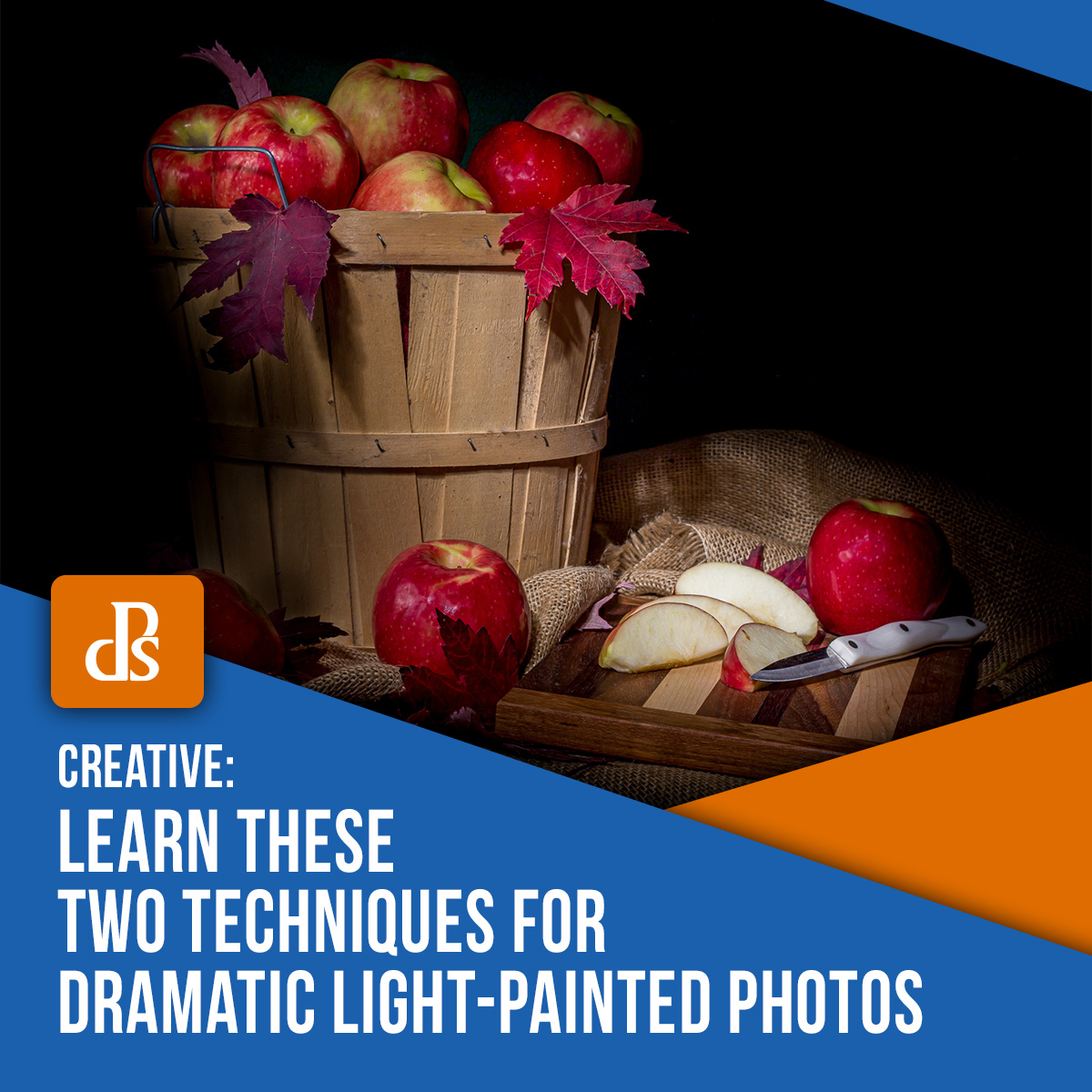 Learn these Two Techniques for Dramatic Light-Painted Photos