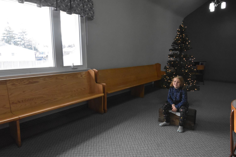 Christmas portrait locations