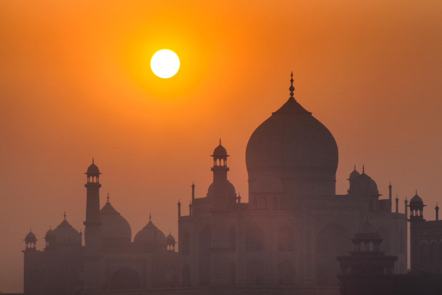 Image: Taj Mahal, India