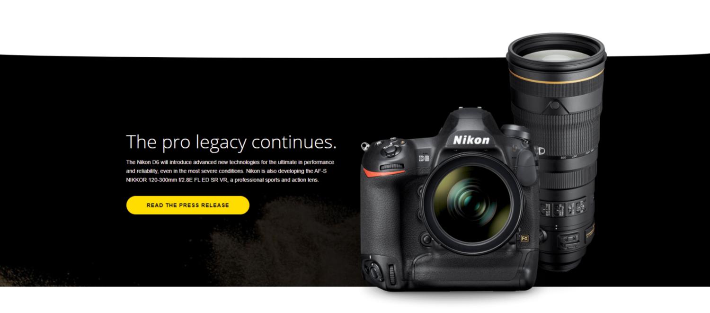 Nikon-D6-release-date