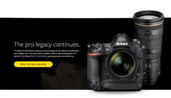 News: The Nikon D6 Will Be Released in February, With a 24 MP Sensor and Much More