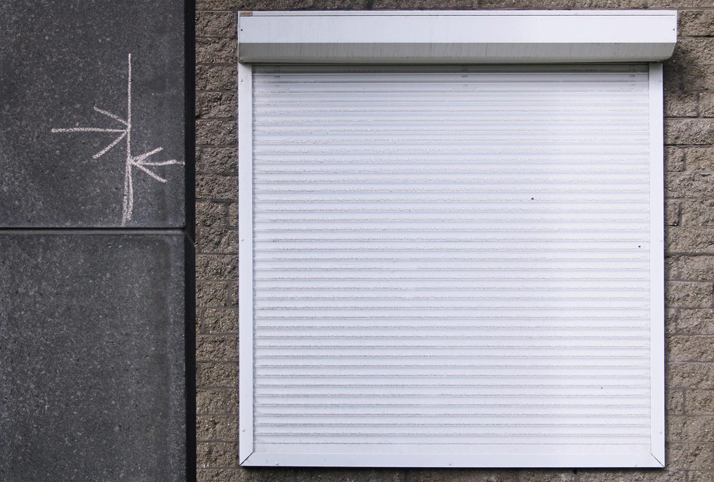 Urban powerful minimalist photography
