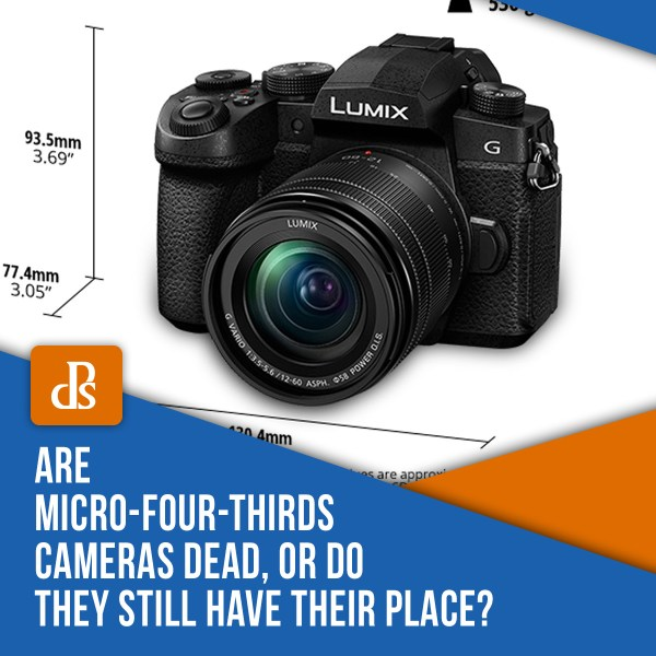 Are Micro-Four-Thirds Cameras Dead, or Do They Still Have Their Place?