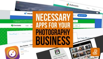 Necessary Apps for Your Photography Business