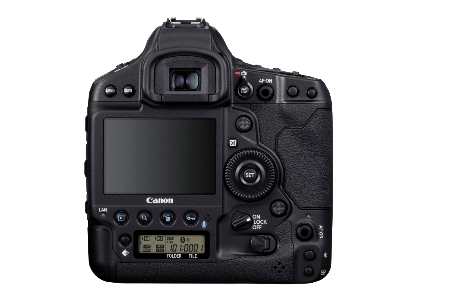 The Canon 1D X Mark III Is Officially Announced, With 20 FPS and a New Processor