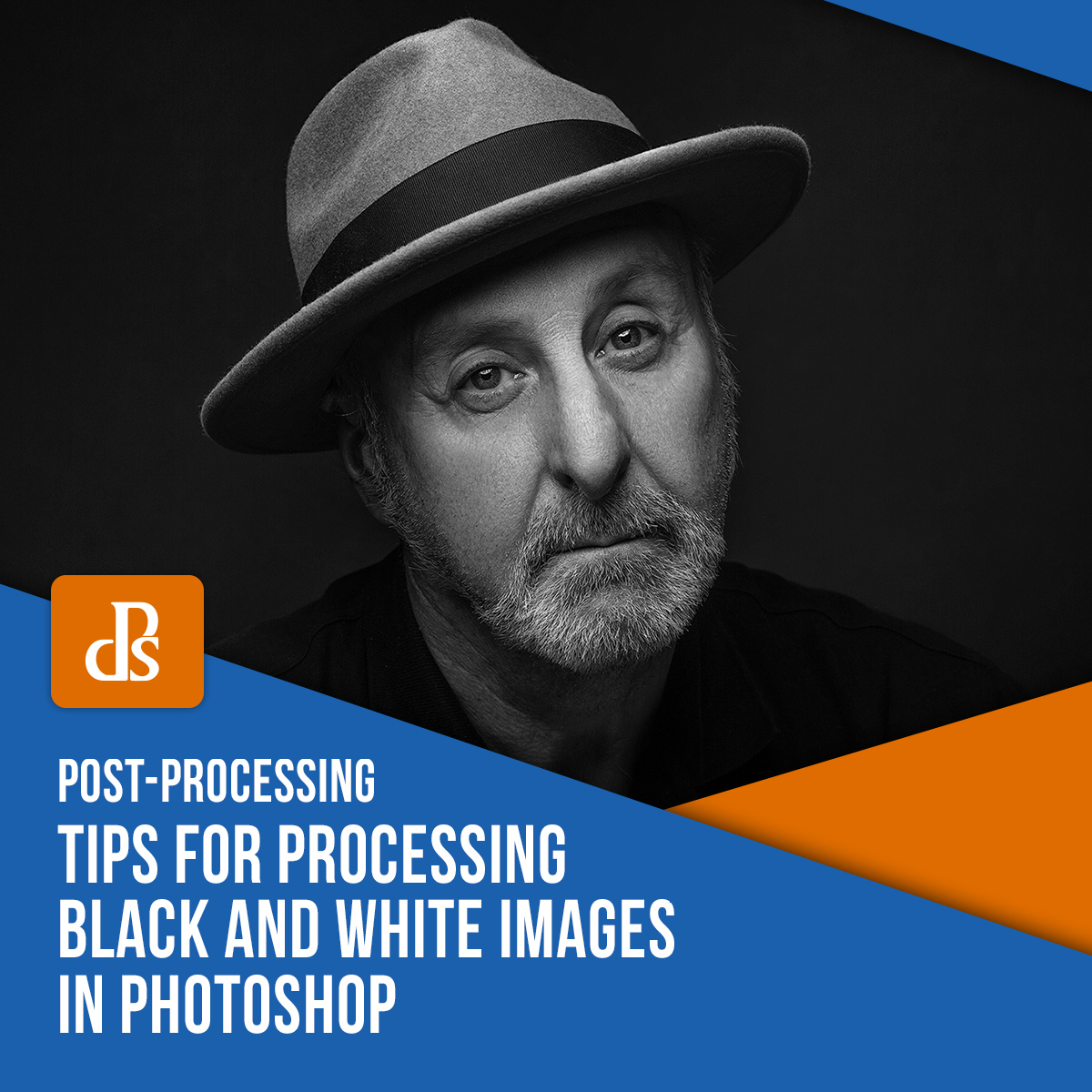 Tips for Processing Black and White Images in Photoshop