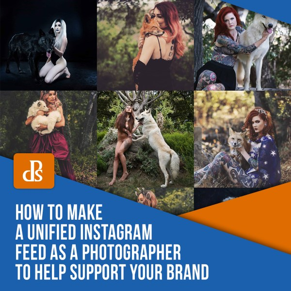 How to Make a Unified Instagram Feed as a Photographer to Help Support Your Brand