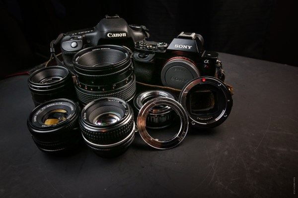 How to Use Old Lenses with New Digital Cameras (with Bonus Video)