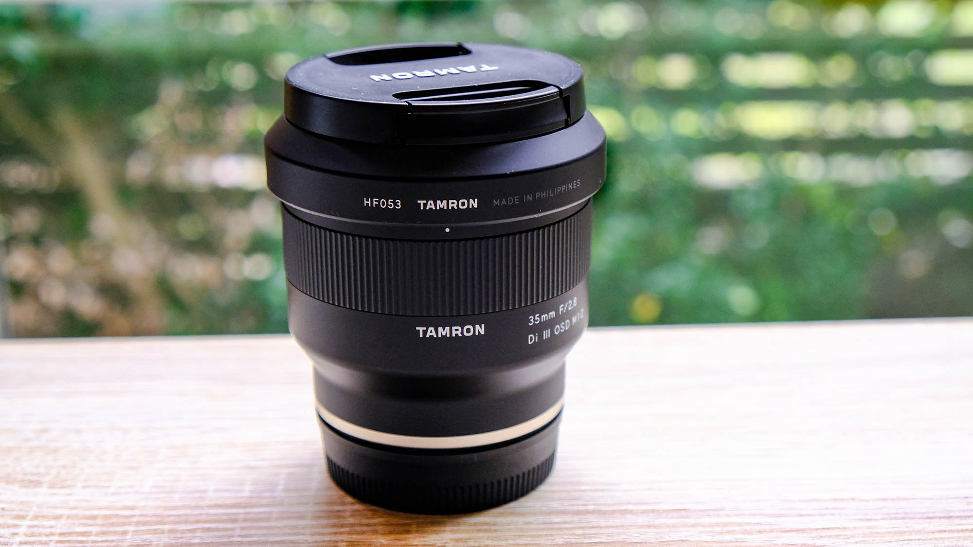 Tamron 35mm f/2.8 Lens for Sony Review