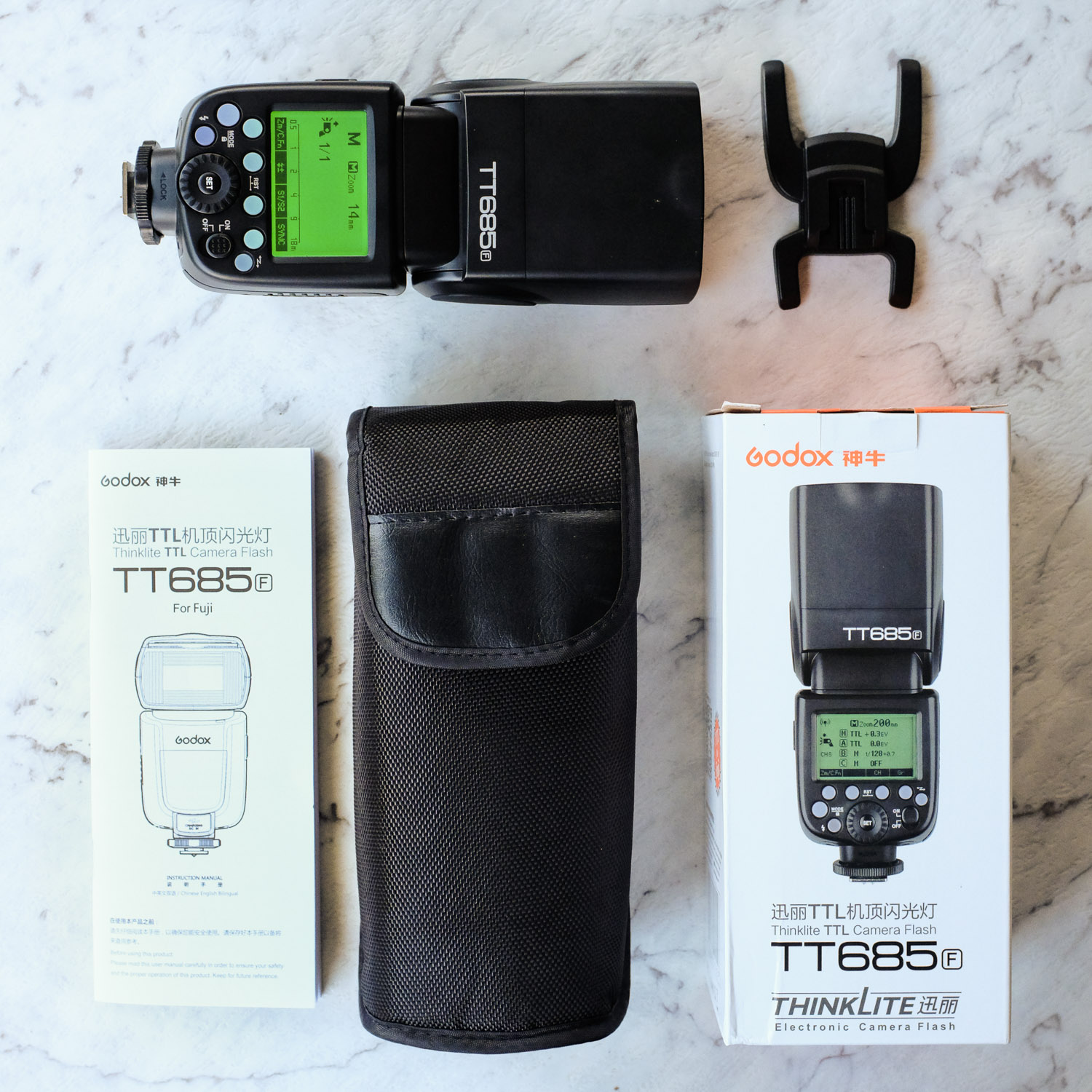 Image: Unboxing the contents of TT5685F