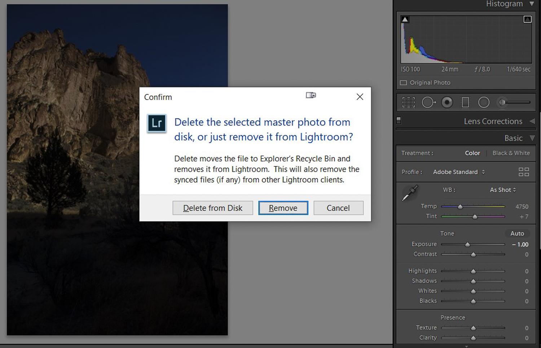 Photo Mistakes? Bfore you hit the delete button...
