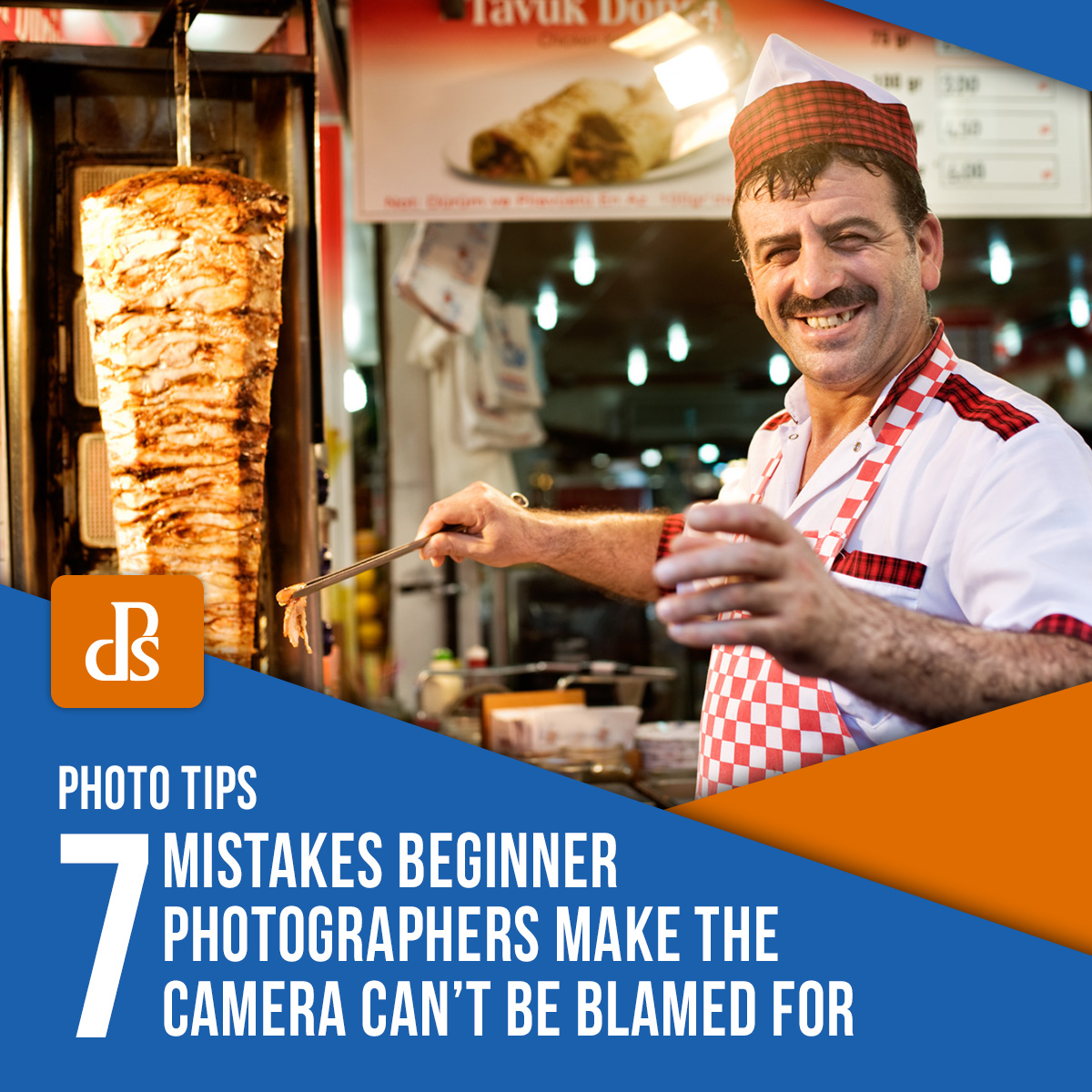 7 Mistakes Beginner Photographers Make The Camera Can't Be Blamed For