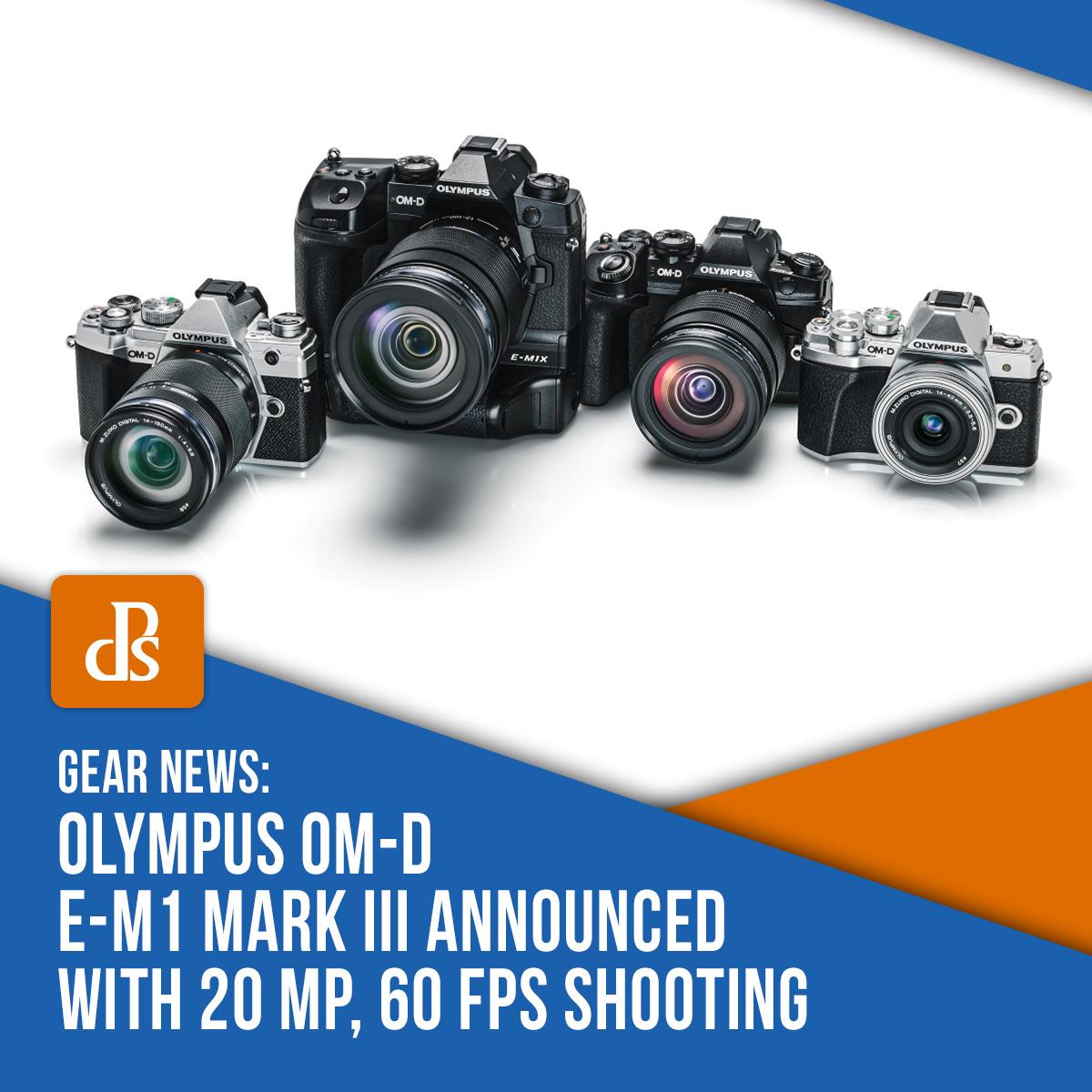 Olympus-OM-D-E-M1-Mark-III-Announced