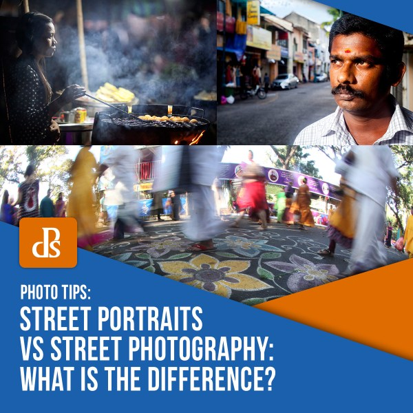 Street Portraits vs Street Photography: What is the Difference?