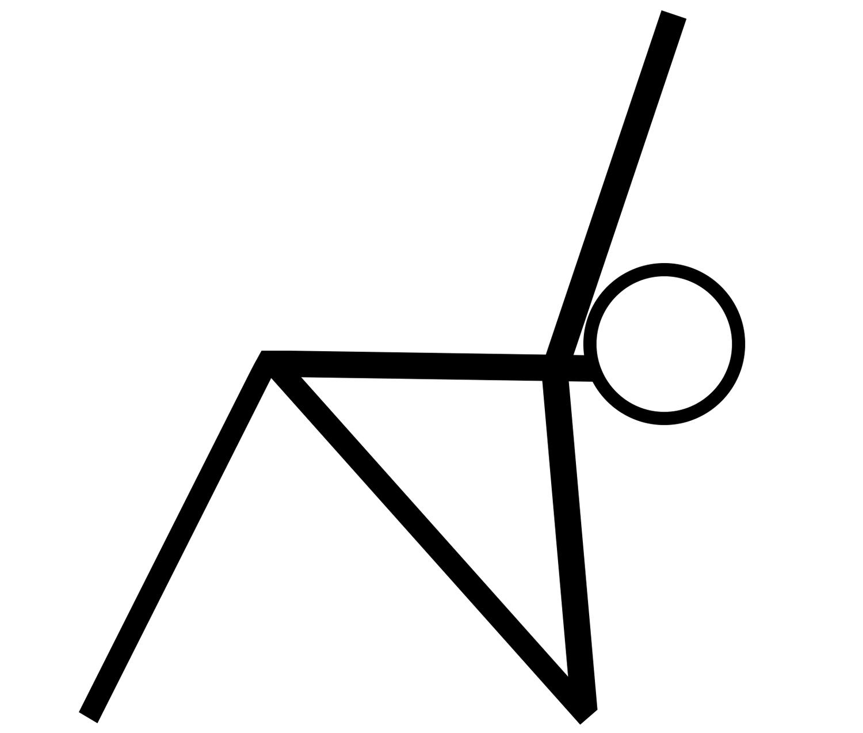 yoga exercises for photographers triangle pose