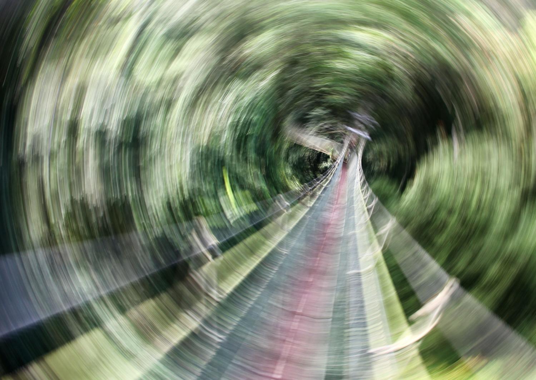 Como usar o movimento intencional da câmera em sua fotografia com grande efeito