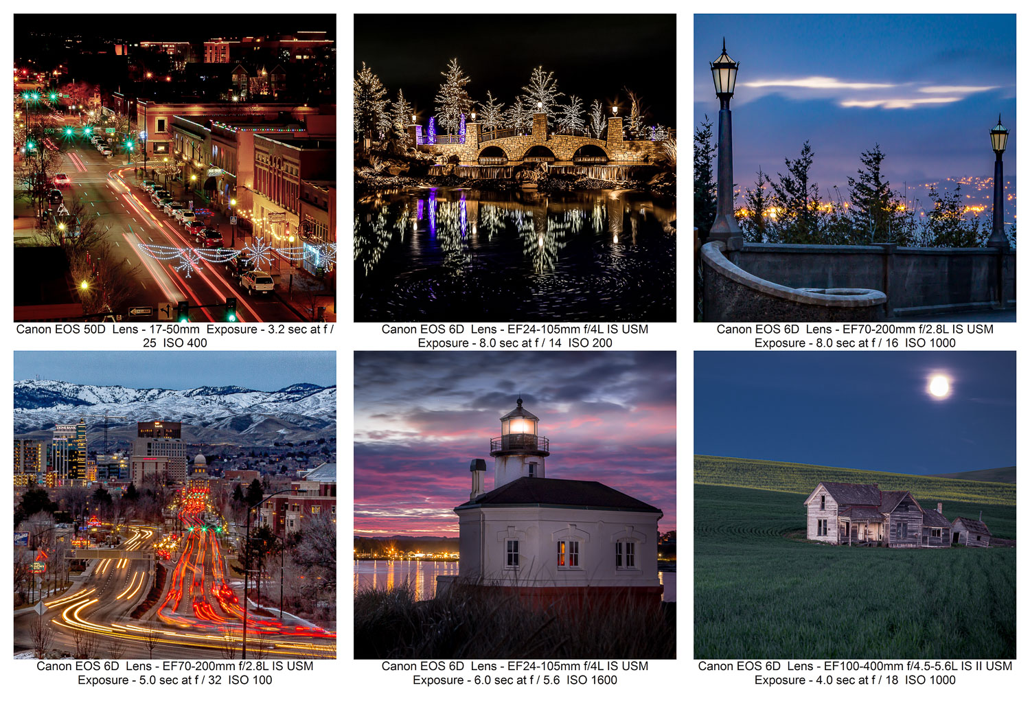 Fun 5-Second Photos - Using Long Exposures for Creative Images