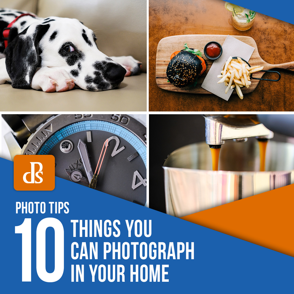 10 Things You Can Photograph in Your Home Featured image