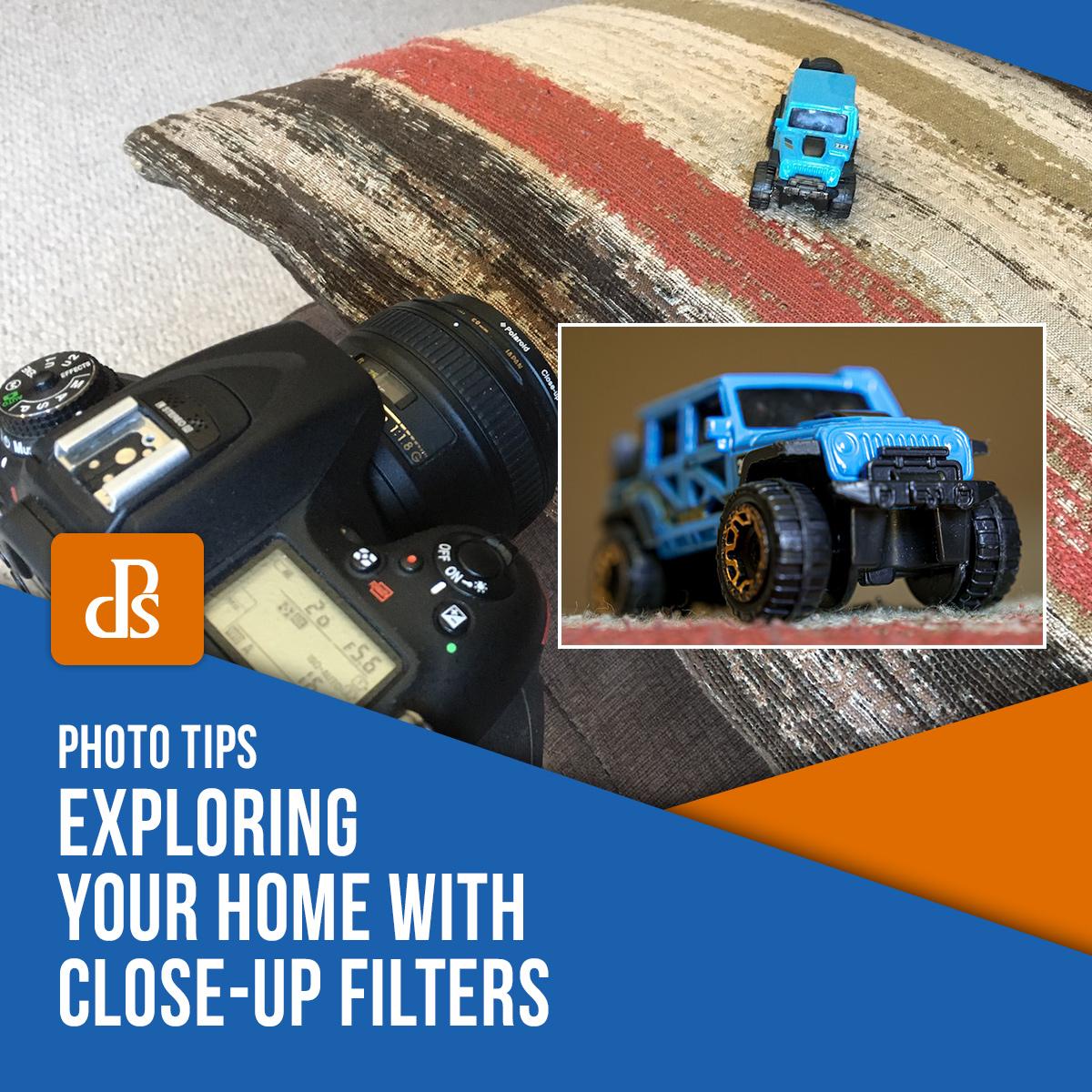 Exploring Your Home with Close-Up Filters Featured Image