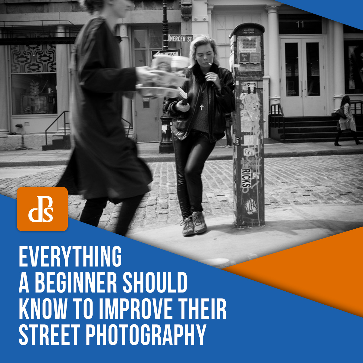 Everything a Beginner Should Know to Improve Their Street Photography Featured Image