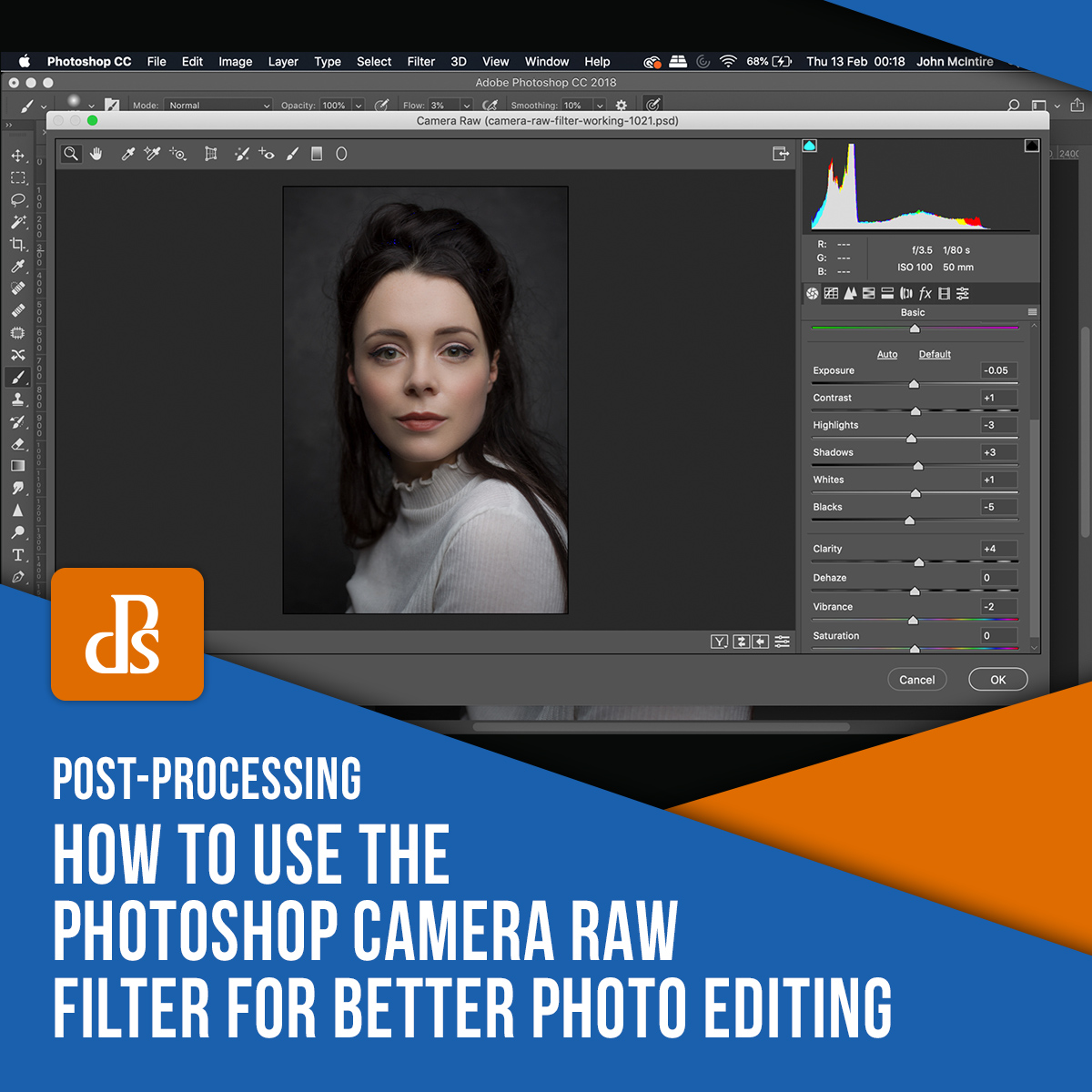 How to Use the Photoshop Camera Raw Filter for Better Photo Editing Feature Image