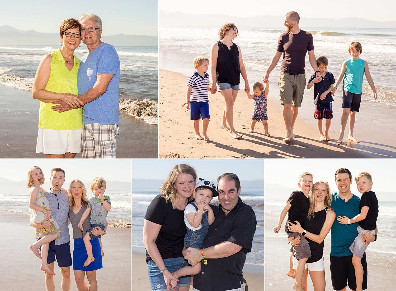15 Quick and Easy Poses for Family Photographs