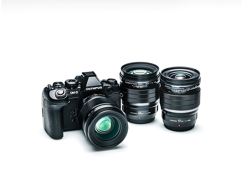 The Olympus mirrorless camera system