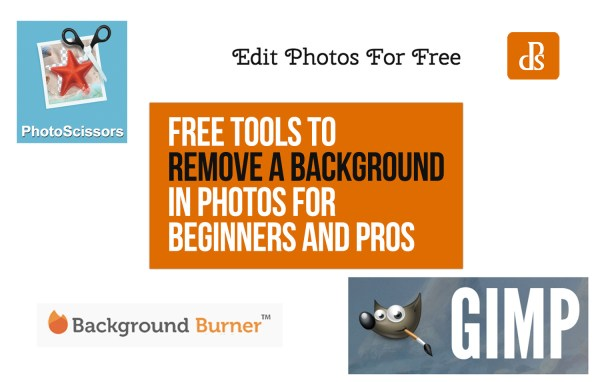 Free Tools to Easily Remove a Background in Photos