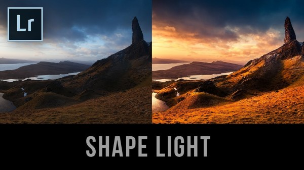 How to Dramatically Shape the Light and Mood Using Adjustment Brushes in Lightroom (video)