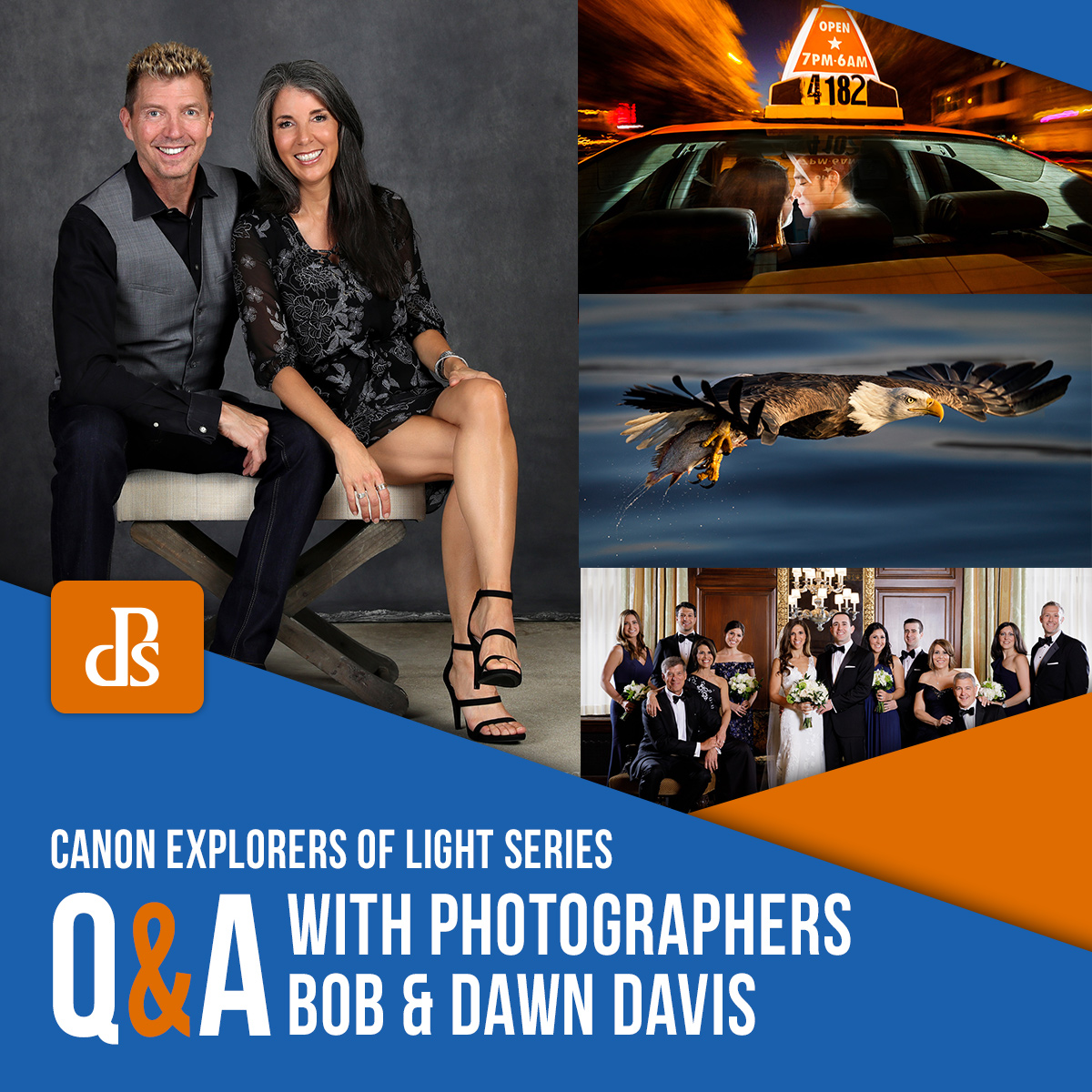 Canon Explorers of Light  – Q&A with Photographers Bob and Dawn Davis Featured Image