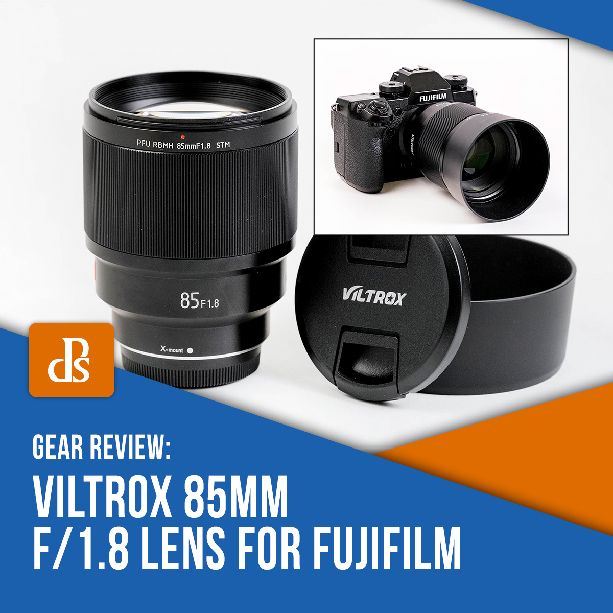 Viltrox 85mm f/1.8 Lens for Fujifilm Review