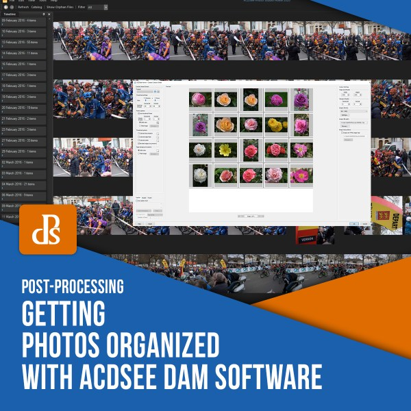 Getting Photos Organized with ACDSee DAM Software