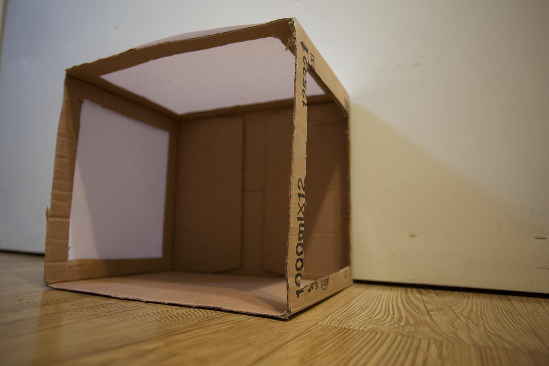Como fazer uma caixa de luz DIY para fotografia de produtos