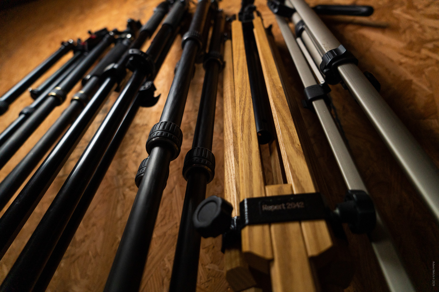 choosing the right tripod – Legs of tripods.