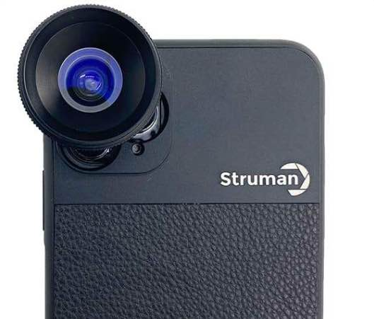 Struman Optics Cinematic lenses for smartphones review - the case